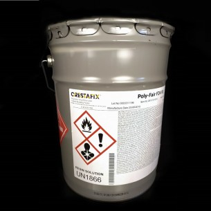 Crestafix Poly-Fair F24VE Vinylester Fairing Compound for the Marine and Tooling Industry