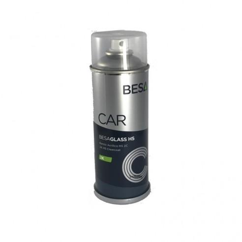 Klarlack acryl, 2K-spray