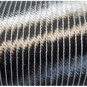 Tessuto di Carbonio, Triax (0/-45/+45°) di 450 g/m2