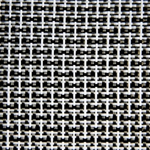 Hybrid carbon / Innegra tissue of 152 g / m2