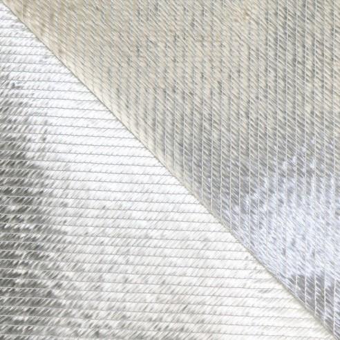 800 g/m2 Tejido de fibra de vidrio biaxial de (+45/-45º)