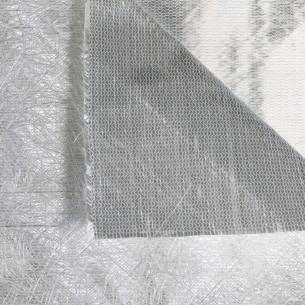 Complesso di fibra di vetro Triassiale di 800 g/m2 (0º/+45 ° /-45°) Mat / 100 g/m2