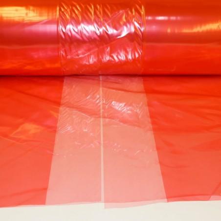 Bolsa de vacío FIPO180 de 50 micrones, Ancho 400 cm (doblada a ancho 115 cm) de 180 ºC
