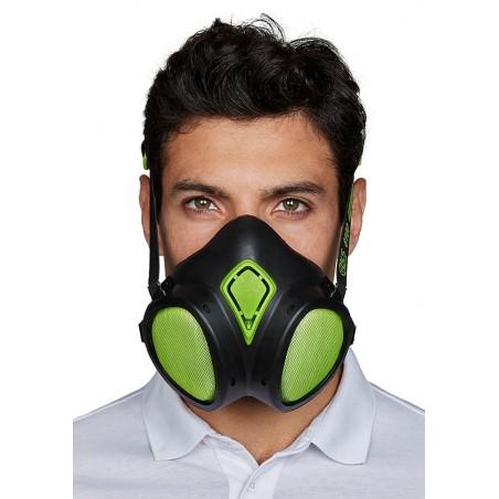 Half Mask BLS 8100 A2P2 R D