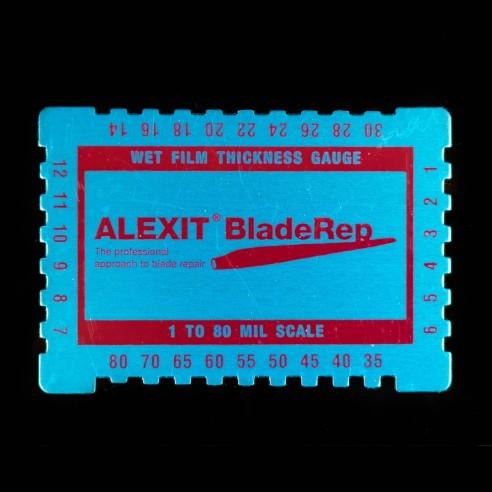 Gelcoat und Topcoat wet film thickness gauge