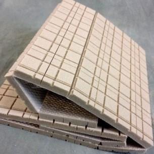ESPUMA DE PVC Divinycell H60 10 Q100, espesor 10mm