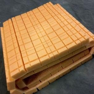 Espuma de PVC Infusión Divinycell H80 Q100 15 mm