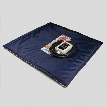 Heating Blanket 0-90°C with insulation