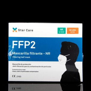 Starcare filter mask with FPP2 protection - NR