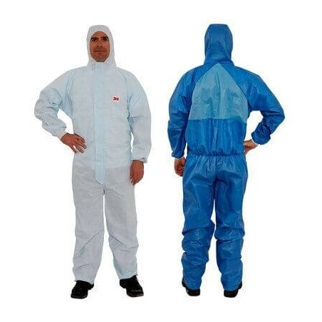 Protective Coverall 3M 4532