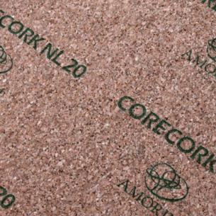 Núcleo de Cortiça CORE CORK NL20 1000 x 1000 x 5 mm