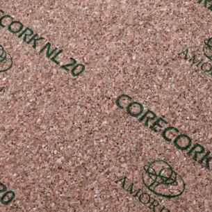 Sughero core core SUGHERO NL20 1000 x 1000 x 5 mm