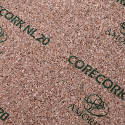 Núcleo de corcho CORE CORK NL20 de 3 mm