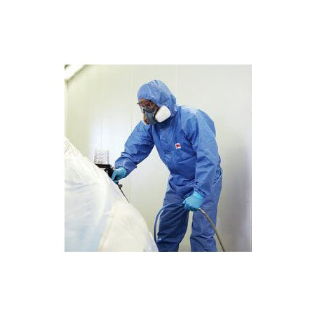 Protective Coverall 3M 4532 - blue
