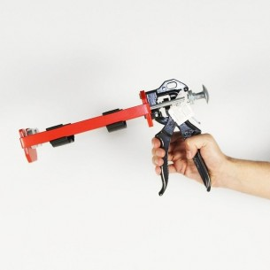 Pistola Metálica Manual para Crestabond M7 x cartucho de 400 ml