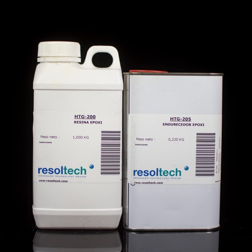 Epoxi Resin Resoltech HTG200/205 1kg