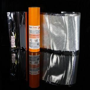 Patch epóxi G10 XS com tecido biaxial de vidro de 600 g/m2