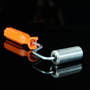 Rodillo Desaireador de Láminas de Aluminio