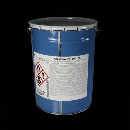 Crestafire P1-3001PA Fire Retardant Hand Laminate Resin
