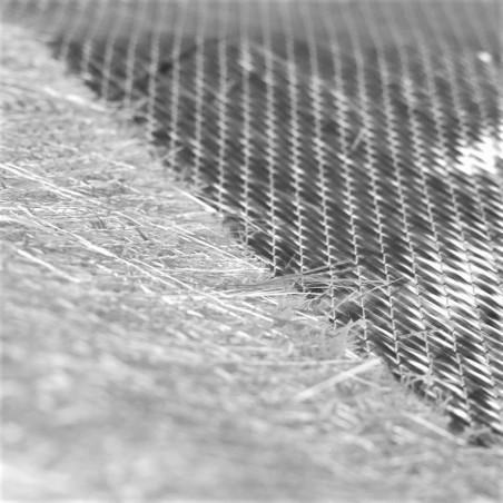 XM600/250 Combi Mat 600 g/m2 Biaxial E-Glass Fabric (+45°/-45°) / Mat 250 g/m2, 127 cm wide