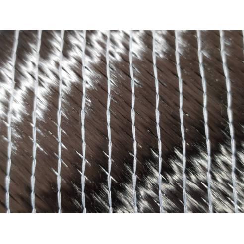 Biaxial Carbon Fabric +45/-45º, 50 K of 400 g/m2 SPOT, width 127 cm