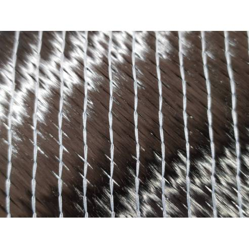 Tejido de Carbono Biaxial +45º/-45º de 50 K y 400 g/m2 SPOT, ancho 127 cm