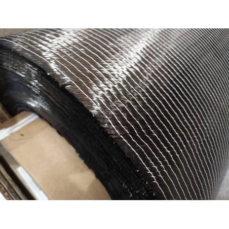 Biaxial Carbon Fabric +45/-45º