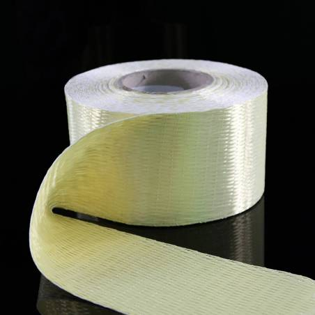 200 g/m2 Aramid Tape UD UNIK TFX 200, 0 °, width 100 mm