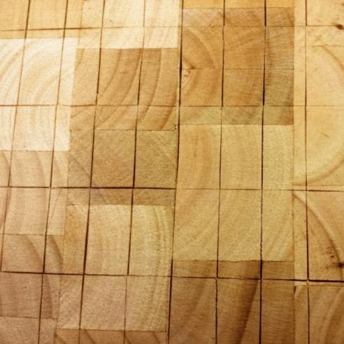Balsa wood Diab GS CO 6,35 mm thick