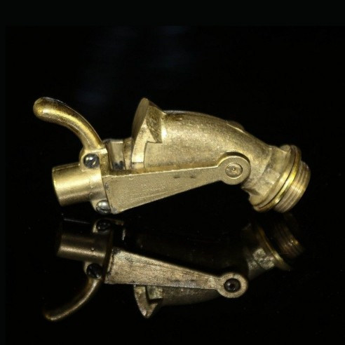 "Bronze faucet 2"""