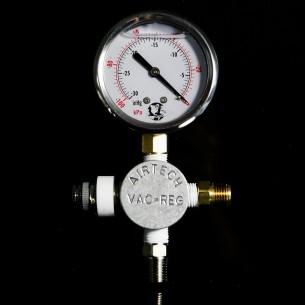 Vac-Reg Regulador de Vacío (Manómetro)