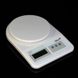 Digitale waage bis 5 kg, 1 g - genauigkeit