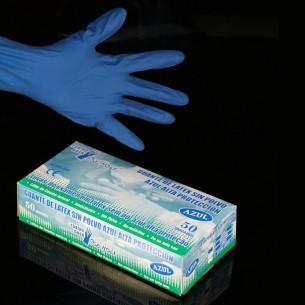 Des gants en Latex