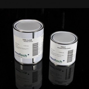 Resolcoat 7090 / 7091T Gel Coat Epoxi Incoloro
