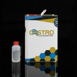 Crystic 5046PA (M1/F2) de la Résine de Polyester ignifuge