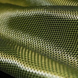 215 g/m2 Tessuto Aramide/Carbonio twill 2/2