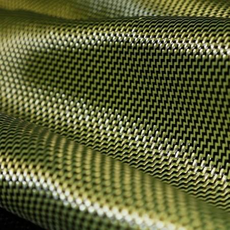 Kevlar/Carbon fibre Twill 2x2, 215 g/m2