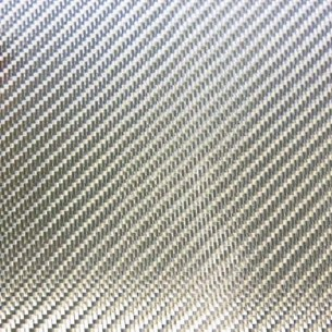 300 g/m2 Silionne Glass Fabric Twill 2x2
