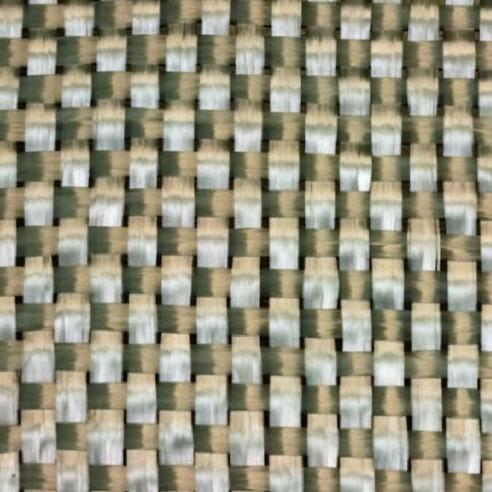 De fibre de verre tissé en taffetas de 500 g/m2