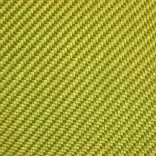 175 g/m2 Aramid (Kevlar) Woven Fabric Twill 2x2