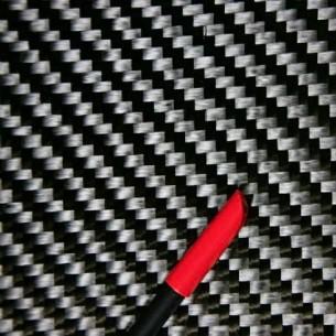 Tecido de carbono sarja de 12 K e 416 g/m2