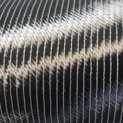 Tissu carbone cuatriaxial (0/-45/90/+45°) de 600 g/m2 et 12 K