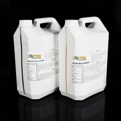 PR700 coulée polyuréthane contratipo ABS