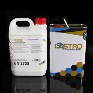 Resoltech 1070 Transparent Epoxidharz für handlaminierung