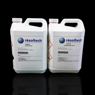 Resoltech VLS UV Flexible Clear Epoxy Resin