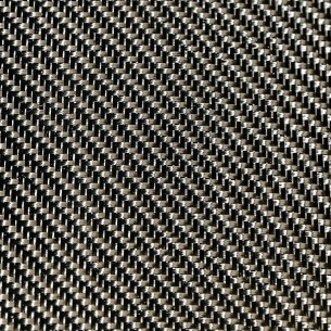 200 g/m2 Carbon Fabric 2x2 Twill 3K with Epoxy Binder or Fixation