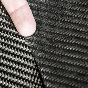 Tejido de carbono sarga 2 x 2 de 3K y 200 g/m2 con ensimaje epoxi