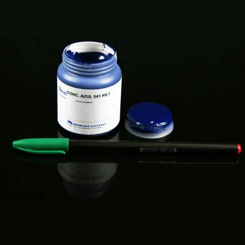 Navy Blue Pigment 541