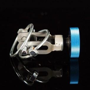 Squeezee Abrazadera para cierre de tubos de infusión