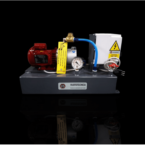 Vacuum pump 4 m3 / h DO10VTL4M